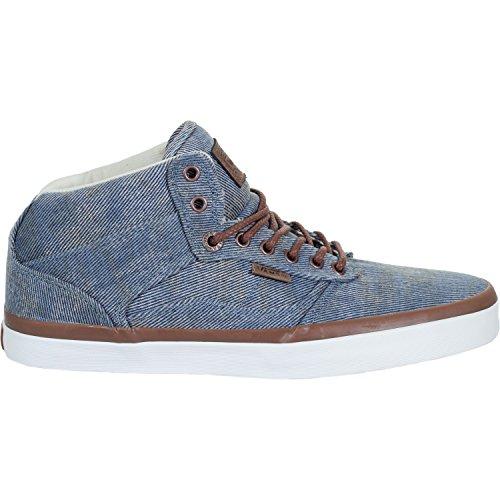 Fourgonnettes Bedford Chaussures Uk 11 Denim Acide Bleu