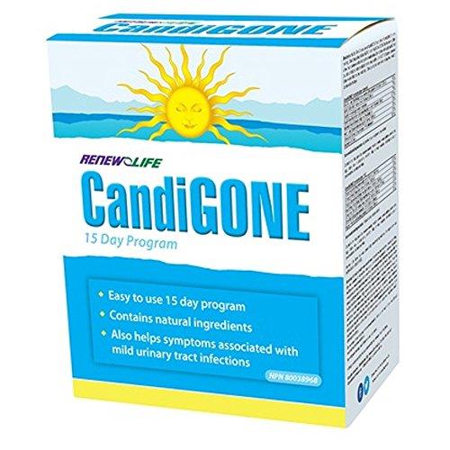 Renew Life CandiGone Powerful Cleansing
