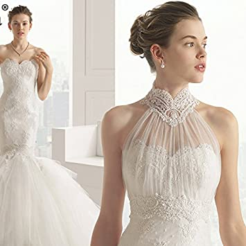 6bf7a766472 &huahua Bride shawl shoulder chain necklace jewelry wedding ...