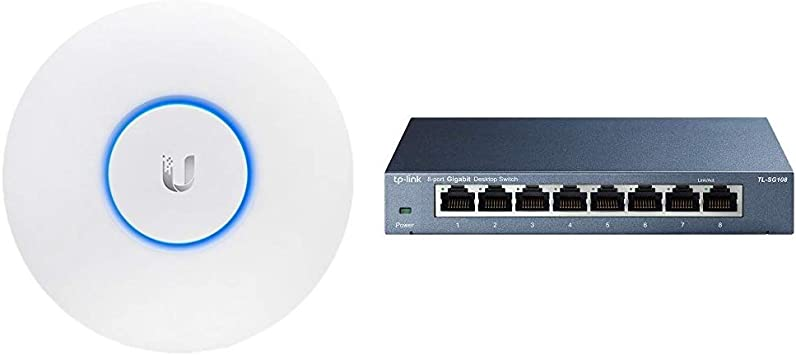 Ubiquiti Networks Indoor 2 4 5ghz 867mbit 183m 24v Computer Zubehör