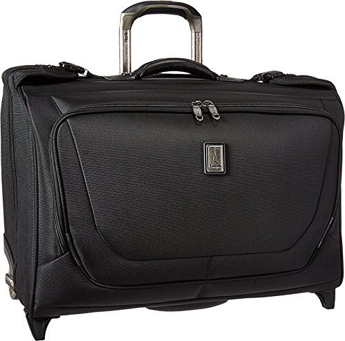Travelpro Crew 11 Rolling Garment Carry On Luggage, Black (Travelpro Garment Carry On compare prices)