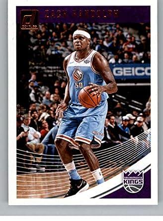 Amazon.com  Basketball NBA 2018-19 Donruss  81 Zach Randolph Sac ... fbd646a41