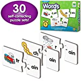 The Learning Journey Match It!-Words Puzzle