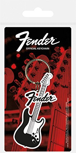 1art1® clés Fender 4 Cm X 6 Stratocaster Porte UqBrU