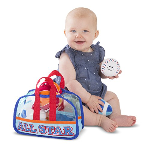 51czZOOXlZL - Melissa & Doug Sports Bag Fill and Spill Baby and Toddler Toy