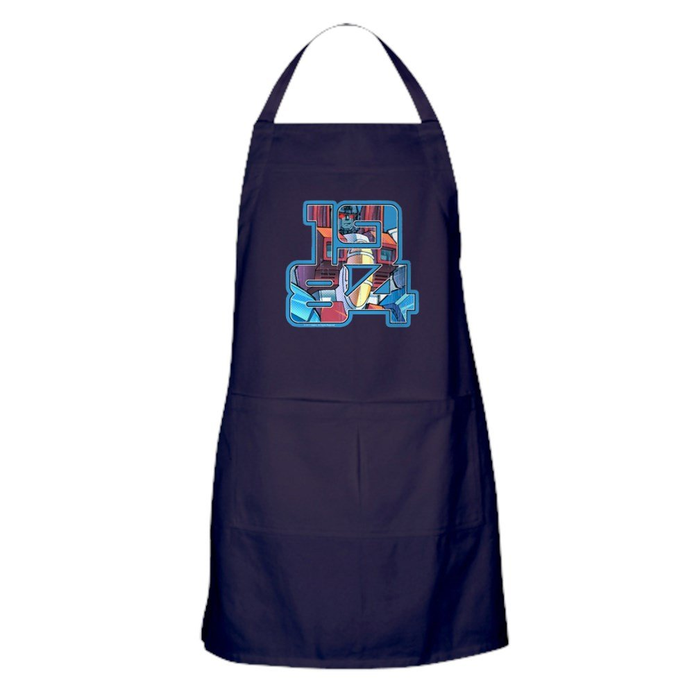 CafePress - Starscream 1984 - Kitchen Apron with Pockets