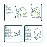 Hearing Aid Clip for BTE and ITE with Cartoon