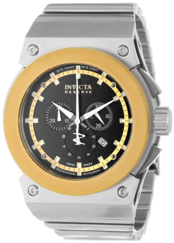 invicta-mens-11592-akula-reserve-chronograph-black-textured-dial-stainless-steel-watch