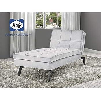 Amazon.com: Sealy Sofa Convertibles Savannah Sofa ...