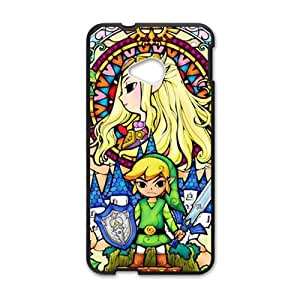 Happy Special queen and warrior Cell Phone Case for HTC One M7