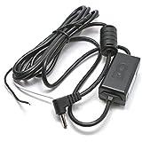 EDO Tech® Direct Hardwire Vehicle Power Cord 5V Adapter Kit for Sirius XM Radio Sportster Starmate Stratus Delphi Tao XM2GO Pioneer Inno SUPV1 UC8 136-4458 SV3 CD-XMPCAR1 dock