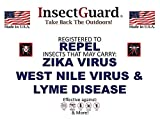 InsectGuard Permethrin Treated Tick & Mosquitoes