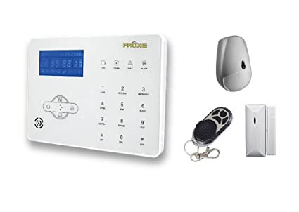 proxe 502007 Kit de Alarma sin Hilo vigila AB gsm: Amazon.es ...