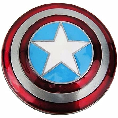 captain america belt with buckle - 5