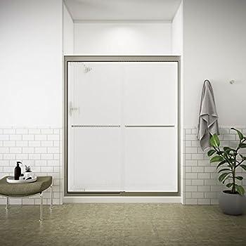 KOHLER K-702206-G54-MX Fluence Frameless Bypass Shower