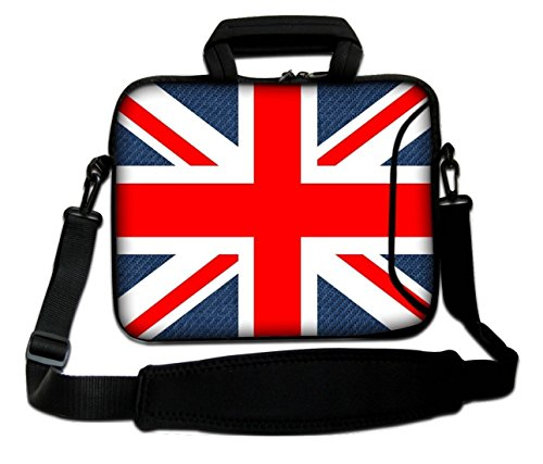 Ektor - Bolso al hombro para mujer Multicolor - Union Jack