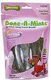 Bone-A-Mints All natural, Wheat-Free Breath Freshening Bone, 5.60-Ounce, Mini, 16-Pack, My Pet Supplies