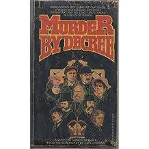Murder by Decree by Robert Weverka (1979-03-12)