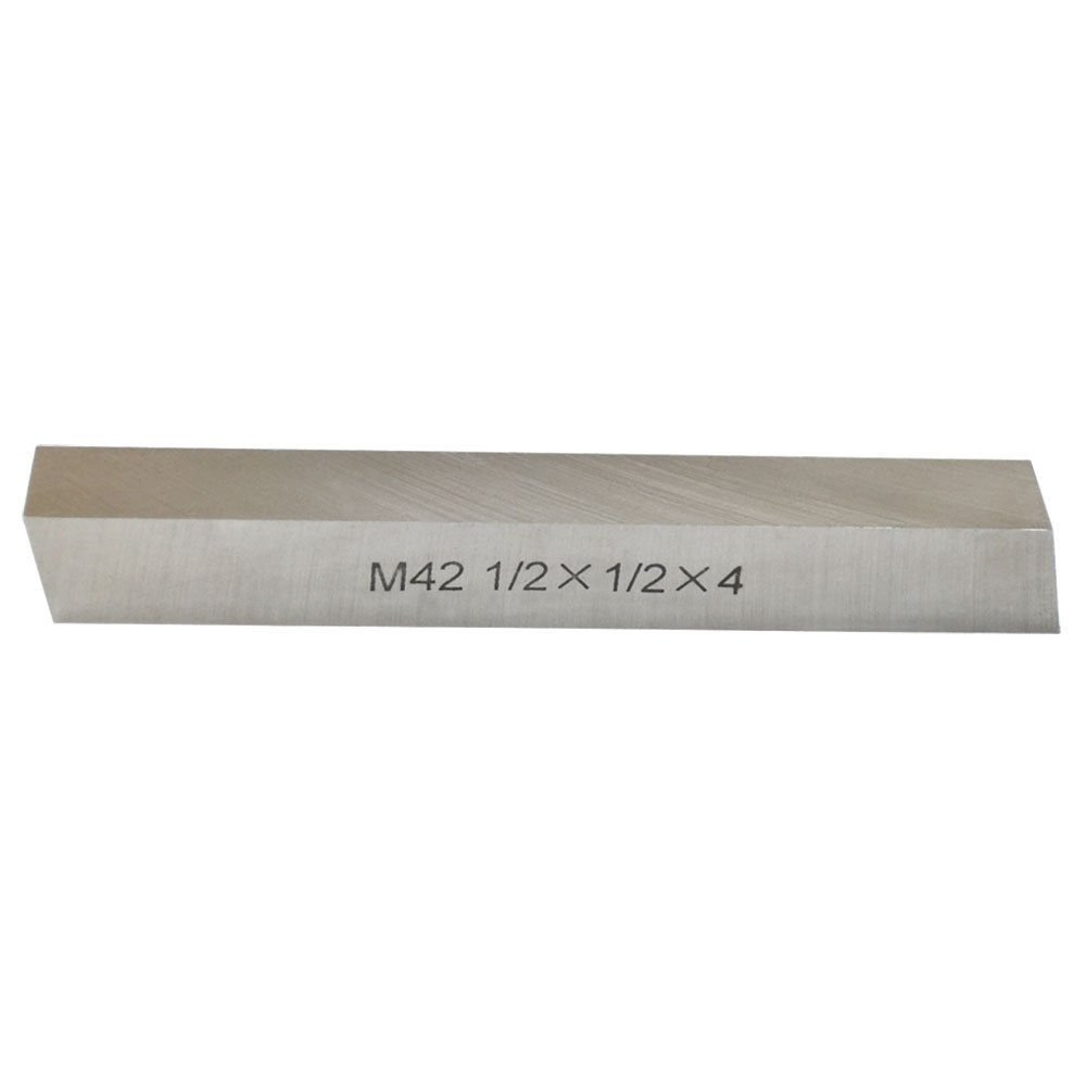 5 Pc M42 1/2'' x 1/2'' x 4'' Cobalt Steel Square Tool Bit Lathe Fly Cutter Mill Blank by ProlineMax (Image #3)