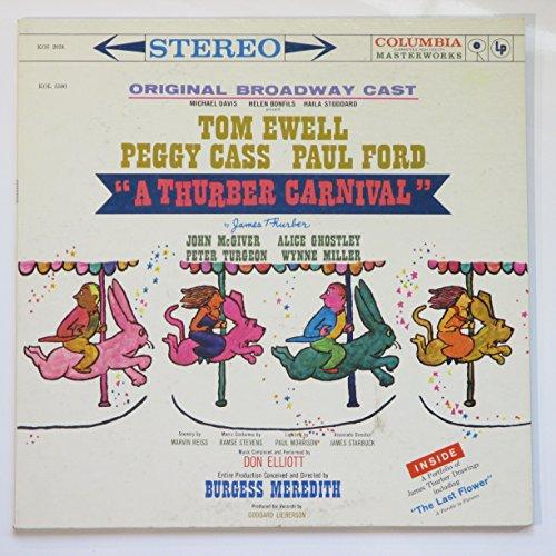 a thurber carnival LP