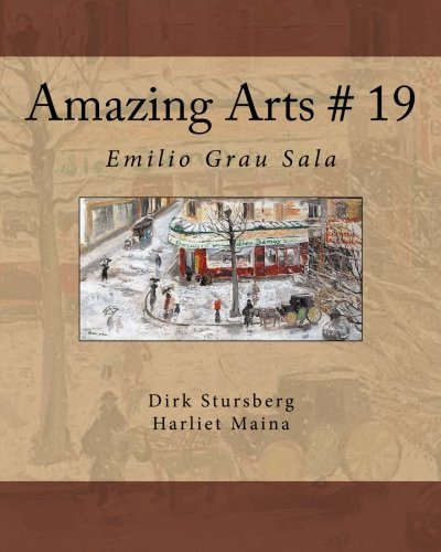 Amazing Arts # 19: Emilio Grau Sala (Volume 19) ebook