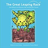 img - for The Great Leaping Race: How BoRock and Ebenezer Became Friends book / textbook / text book