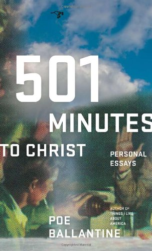 book cover of 501 Minutes to Christ