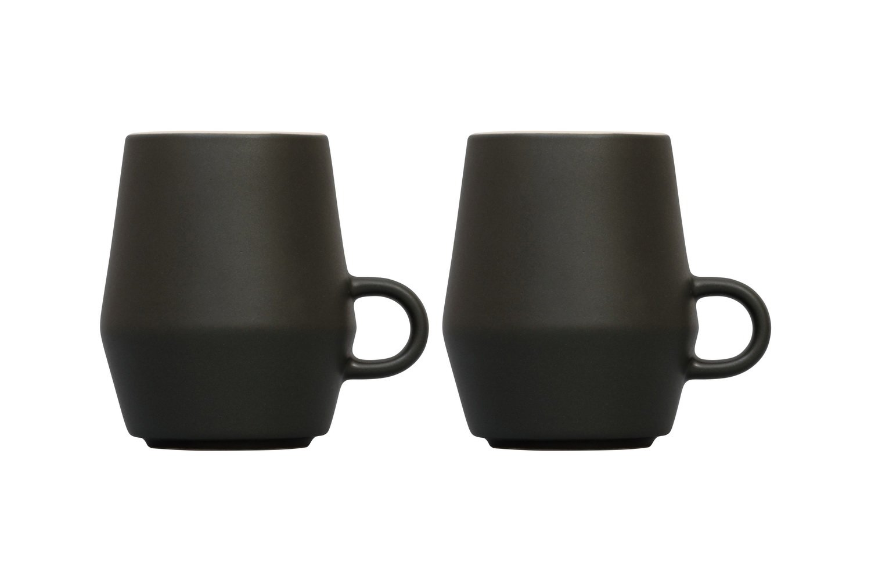 mato by MAIKR Coffee set of 2 Black