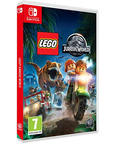 Lego Jurassic World (Nintendo Switch) 2