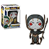 Funko Pop Marvel: Avengers Infinity War-Corvus Glaive Collectible Figure, Multicolor