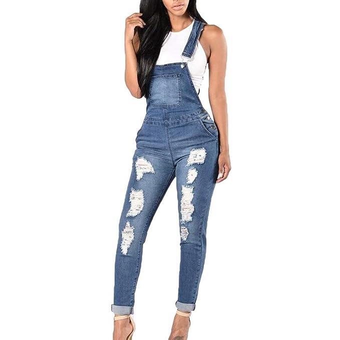 Pantalones Vaqueros Mujer Elásticos Skinny Elegantes ...