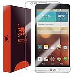 LG G3 Vigor Screen Protector, Skinomi TechSkin Full Coverage Screen Protector for LG G3 Vigor Clear HD Anti-Bubble Film