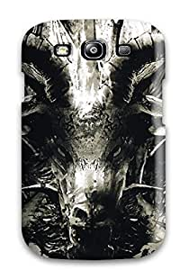 3132879K73495064 Scratch Free Phone Case For Galaxy S3 Retail Packaging Belphegor