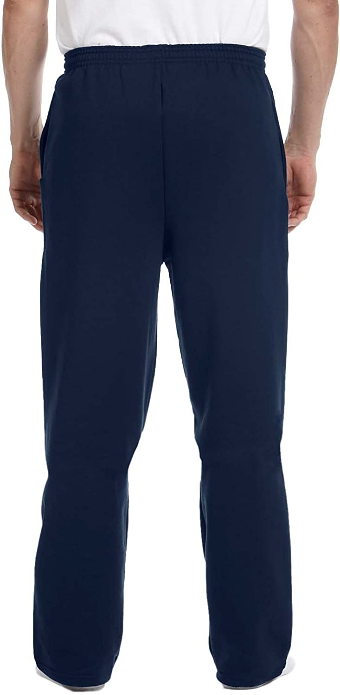 Champion P800 50//50 EcoSmart Open-Bottom Pants
