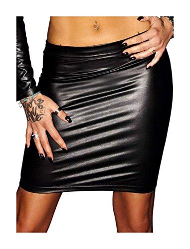 Buy noir lace mini dress - 4