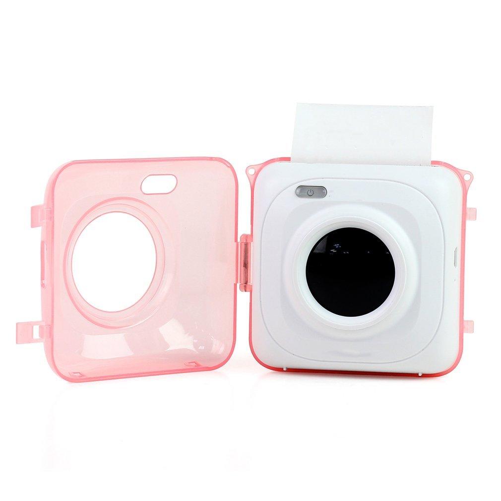 Bangcool Paperang Cas Caméra de Protection Lumineux Clair Imprimante Téléphonique Outil de Sac pour Paperang