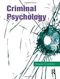 Criminal Psychology: Topics in Applied Psychology