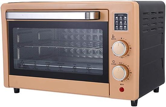 JINNIN Mini Hornos De Cocina Electrico Sobremesa, Horno ...