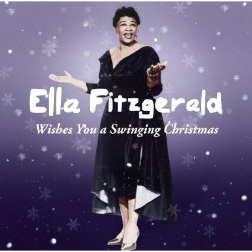 CD : Ella Fitzgerald - Wishes You a Swinging Christmas (Bonus Tracks)