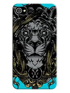 Individuation Photo Phone Hard Shell Cover Case for Iphone 4/4s