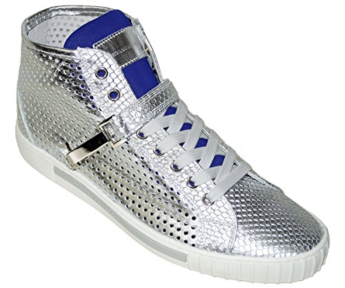 alessandro-dellacqua-5919-perforated-leather-mens-lace-up-high-top-fashion-sneakers-10