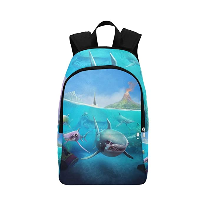 The Best Hungry Shark Backpack
