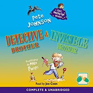 Invisible Brother & Detective Brother Audiobook