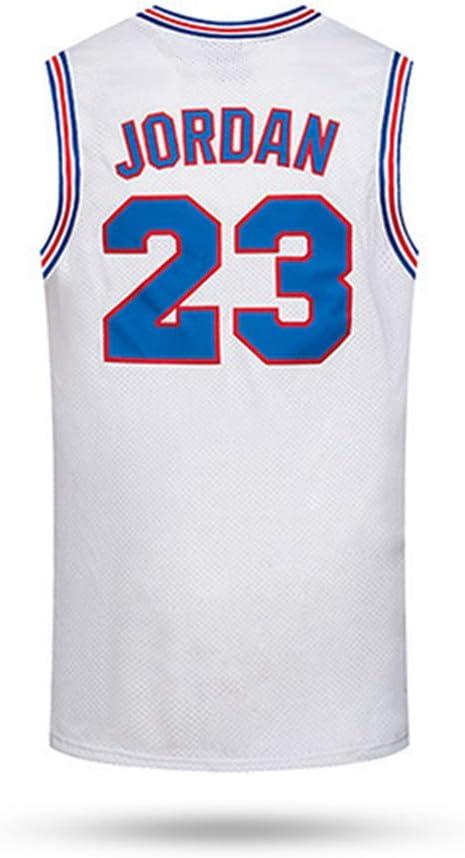 HSWU-DRESS NBA Michael Jordan # 23 Camiseta Sin Mangas De ...