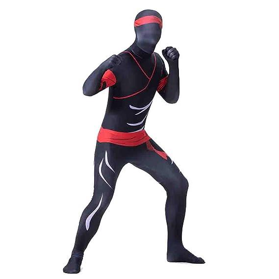 QQWE Ninja Cosplay Etapa Carnaval de Halloween Ropa ...