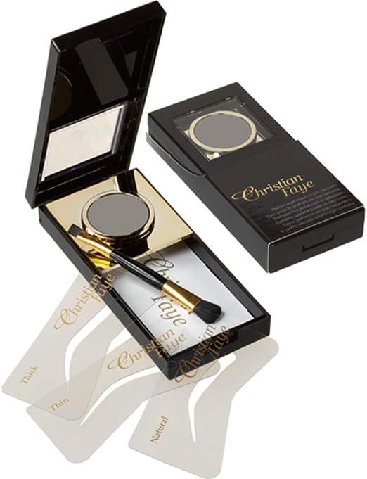 Kit de maquillaje de cejas semipermanente de Christian Brow