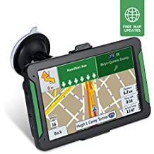 [Patrocinado] Car GPS Navigation, 7-inch 8GB HD Touch Screen, Voice Transition Direction, Free Lifetime map Update