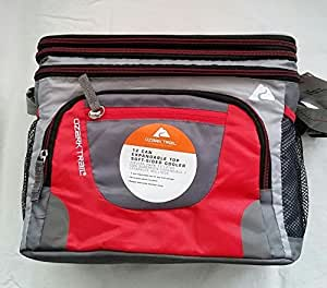 Amazon Com Ozark Trail 12 Can Expandable Top Soft Sided