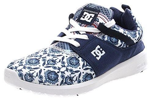 Femme Basses J Shoes Se Baskets Bleu DC Heathrow wHqTBFxvR