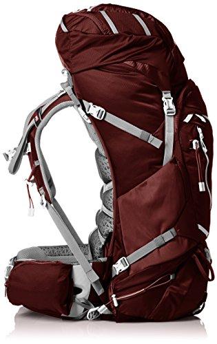 MILLET Mount Shasta Damen Rucksack 55+ 10L Einheitsgröße Rot (Burgundy)